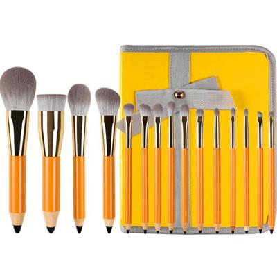 Custom Makeup Brushes Oem From